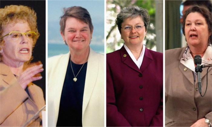 Political Animals 4 women